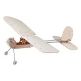 Keplar Balsawood 316mmウィングスパン複葉機ワーバード機ライトウッド飛行機キットEPS7ブラシ付きモーター5030プロップ