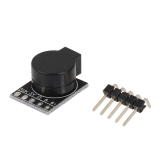 Matek Lost Model Beeper Flight Controller 5V Loud Buzzer Built-in MCU for FPV Multicopters