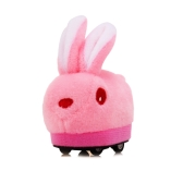 Infrared Remote Control Cute Electronic Rabbit Plush Stuffed RC Toy Gift for both Girls and Boys