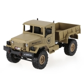 HENG LONG 3853A 1/16 2.4G 4WD Off-Road RC Military Truck Rock Crawler Army Car