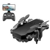 LF606 2.4G WiFi FPV RC беспилотный с 4K камерой высоты удержания безголовый режим Quadcopter с портативной сумкой
