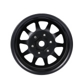 2PCS 1/10 RC Crawler Aluminum 1.9inch Beadlock Wheel Rims