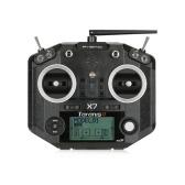 Originale FrSky TARANIS Q X7 2.4G ACCST 16CH Telemetria Radio Trasmettitore Aperto TX per RC Quadcopter elicottero aeroplano
