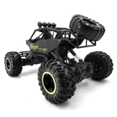 Flytec 6026 1/12 2.4G Alloy Body Shell Rock Crawler RC Buggy Car