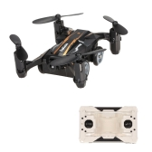 Flyteec SBEGO 132 2.4G 4CH Air-Ground Latanie RC Car Mini Drone Tryb bezgłowy One-key Return Quadcopter