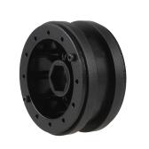 4pcs AUSTAR AX-619BL 1.9inch juego de aros de rueda para Axial SCX10 RC4WD D90 1/10 RC Rock Crawler Car