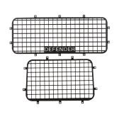 1/10 RCクローラカーTraxxas Trx-4部品のための金属窓メッシュ保護ネット