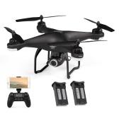 SJ R / C S20W Altitude Hold Drone z 2 bateriami