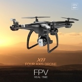 Dongmingtuo X8 FPV 2.4G 720P Camera Wifi Altitude Hold RC Quadcopter
