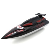 Flytec HQ2011-15C Mini Infrared Control Boat 10km / h Super Speed ​​Electric RC Корабельные игрушки