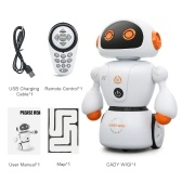 JJR/C R6 CADY WIGI Intelligent Robot Remote Control Music Dancing Toy