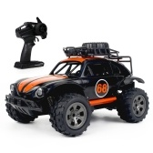 KY-1816A RC Truck 2.4G 2WD 1/18 Scale RC Crawler Off-road Truck Infinite Speed RC Car