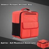 DJI ファントム 4 Quadcopter のための屋外の携帯用ショルダー バッグ プロフェッショナル