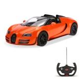 RASTAR 70400 27MHz R / C 1/14 Bugatti Grand Sport Vitessei Radio Remote modello dell