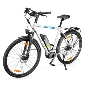 HONG CD01 27,5-дюймовый электрический велосипед с 8-скоростным переключателем для мужчин