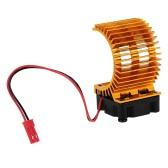 7014 motore dissipatore di calore con ventola di raffreddamento per il motore di automobile di RC 540/550 3650 HSP 1/10
