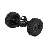 JJR / Cフロントブリッジアクスルシャフトアセンブリ、タイヤホイール付き
