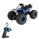1/20 RC Car 20KM / H High Speed Off Road RC Trucks Alloy Shell Racing Climbing RC Car
