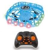 F14 2.4G RC Drone Hand Controlled Drone Hand Operated Drones Toys for Kids Sensing Ball Outdoor Aircraft 360 Rotating Flying Ball Drone for Kids 8-12