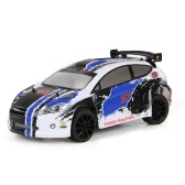 Original km-Explorer RX II 1/7 2.4G 4WD Elektro Brushless Hochgeschwindigkeits-RC Rally Rennwagen mit E8350-Engine Sound System