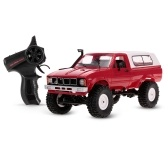 WPL C-24K 1/16 4WD RC Off-road Car Pick-up Truck KIT Version DIY Toy with Motor & Servo