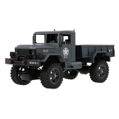 WLtoys 124301 1/12 Load Military Truck Off-road RC Car