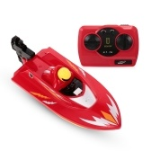 HUANQI 2.4G Portable High Speed ​​Mini RC Racing Boat