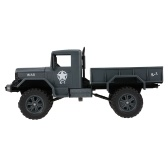 WLtoys 124302  Load Military Truck Off-road RC Car