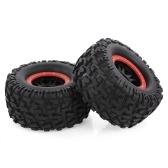 2 stücke AUSTAR 165mm 3,8 Zoll Felge Reifen Reifen Rad