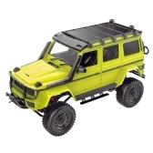 MN-86KS G500 сборка автомобиля 1/12 RC восхождение автомобильный комплект DIY автомобиль игрушка 4WD конструктор подарок для детей мальчиков без передатчика приемник ESC батарея