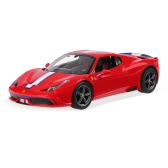 Original Rastar 74500 1/14 Ferrari 458 Speciale A Convertible Version Drift RC Car