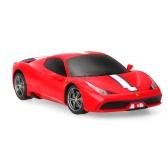Original Rastar 71900 1/24 Ferrari 458 Speciale A Drift RC Car