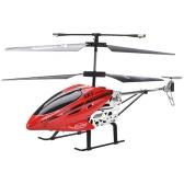 Flytec TY911T 3.5CHメタルRCヘリコプター、ジャイロスコープ付き子供用おもちゃ子供用ギフト
