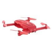 WLtoys Q636 720 P Wifi FPV Składane Drone Optyczne Przepływu Pozycjonowanie Wysokość Trzymaj G-sensor RC Quadcopter Toy