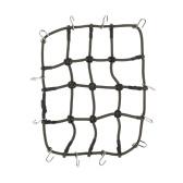 1/10 RC Rock Crawler Elastic Luggage Net for Axial SCX10 90046 D90 TRX-4 RC Car