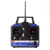 2.4G 4CH Radio Model RC Transmitter & Receiver
