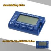 Checker capacidad Digital inteligente de la batería de NiMH NiCd Li-ion batería LiPo