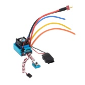 GoolRC 120A Sensored Brushless Speed Controller Regler Drehzahlregler ESC für 1/8 1/10 1/12 Car Crawler