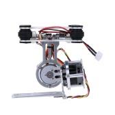 GoolRC 2D Licht Gewicht Silber bürstenlosen Motor Gimbal für DJI Phantom 1 2 3 + Luftbildfotografie