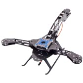 HJ-Y3 Tricopter/Three-axis Multicopter fibra de carbono