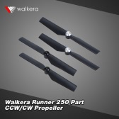 2 Pair  Walkera Runner 250 FPV Quadcopter Parts CW/CCW Runner 250-Z-01 Propeller Set