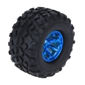 4pcs/Set 1/10 Monster Truck Tire pneumatici per Traxxas HSP Tamiya HPI Kyosho RC modello auto