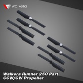 4 Pair Original Walkera Runner 250 FPV Quadcopter Parts CW/CCW Runner 250-Z-01 Propeller Set