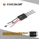 Original Flycolor 90A 2S-6S Brushless variador electrónico ESC con 5.5V / 5A interruptor BEC para RC Modelos