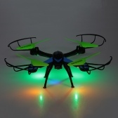 Second Hand JJR/C H98 2.4G 4CH 6-Axis Gyro RC Quadcopter with 0.3MP Camera 3D Flip Auto-Return CF Mode Function