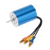 2435 4800KV Sensorless bezszczotkowy do 1/16 1/18 RC Car