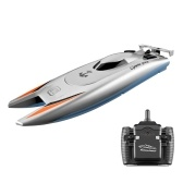 25KM/H High Speed Racing Boat 2 Channels Remote Control Boats for Pools Racing Boat
