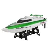 Oryginalny Feilun FT009 2.4G 30 km / h High Speed RC Racing Boat z Chłodzenia Wodą samoprostuj System Toy Prezent