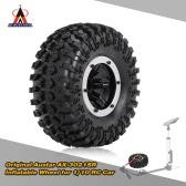 Original-Austar AX-3021SR Air Pneumatic Beadlock Felgen und Reifen für 1/10 RC4WD D90 Axial SCX10 Crawler Truck