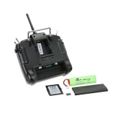 Trasmettitore Radio Telemetria FrSky Taranis X9D Plus 2.4G ACCST 16CH